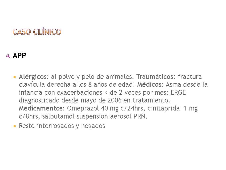 IRM cardiovascular con gadolinio Evidencia de infiltración eosinofílica, corroborada por biopsia endomiocárdica.
