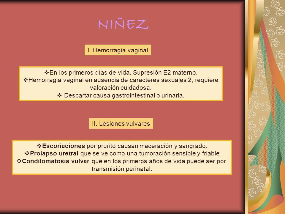 NIÑEZ III.
