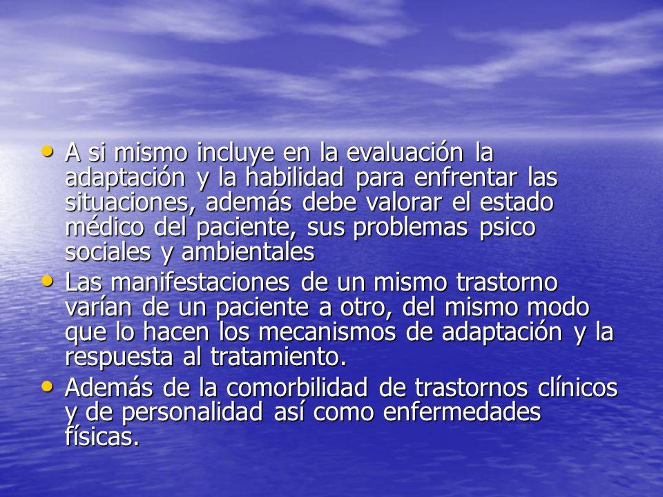 Componentes de la Entrevista Relación: se refiere a como interaccionan el entrevistador y el paciente.