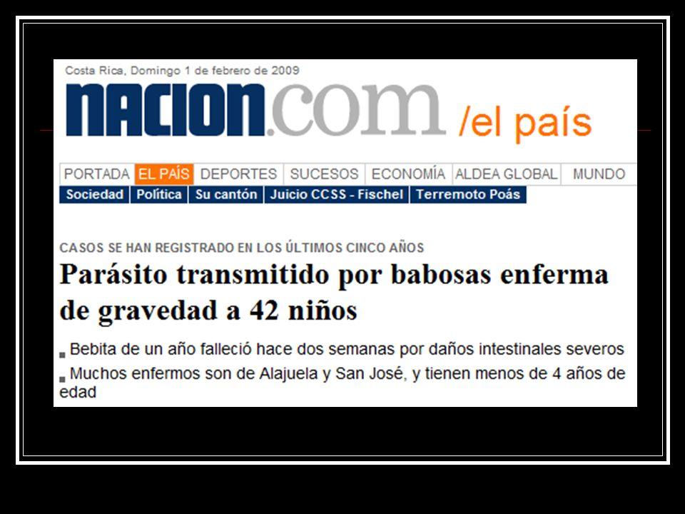 Caso clínico Paciente masculino, de 9 años de edad, costarricense, sin antecedentes médicos o quirúrgicos.