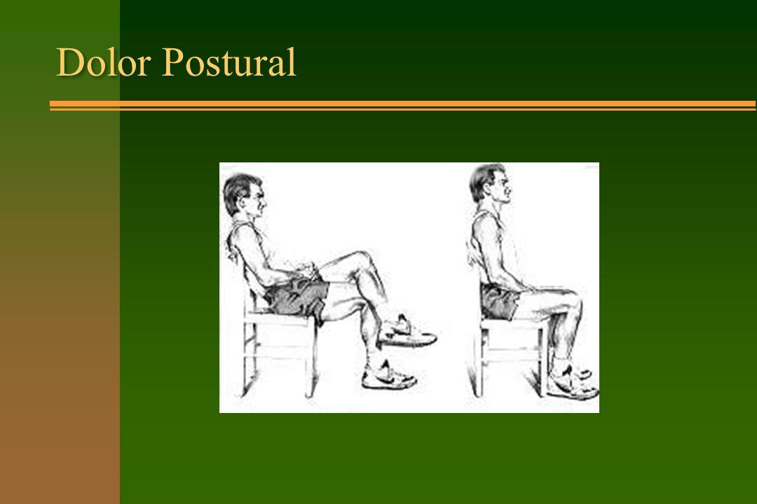Dolor Postural