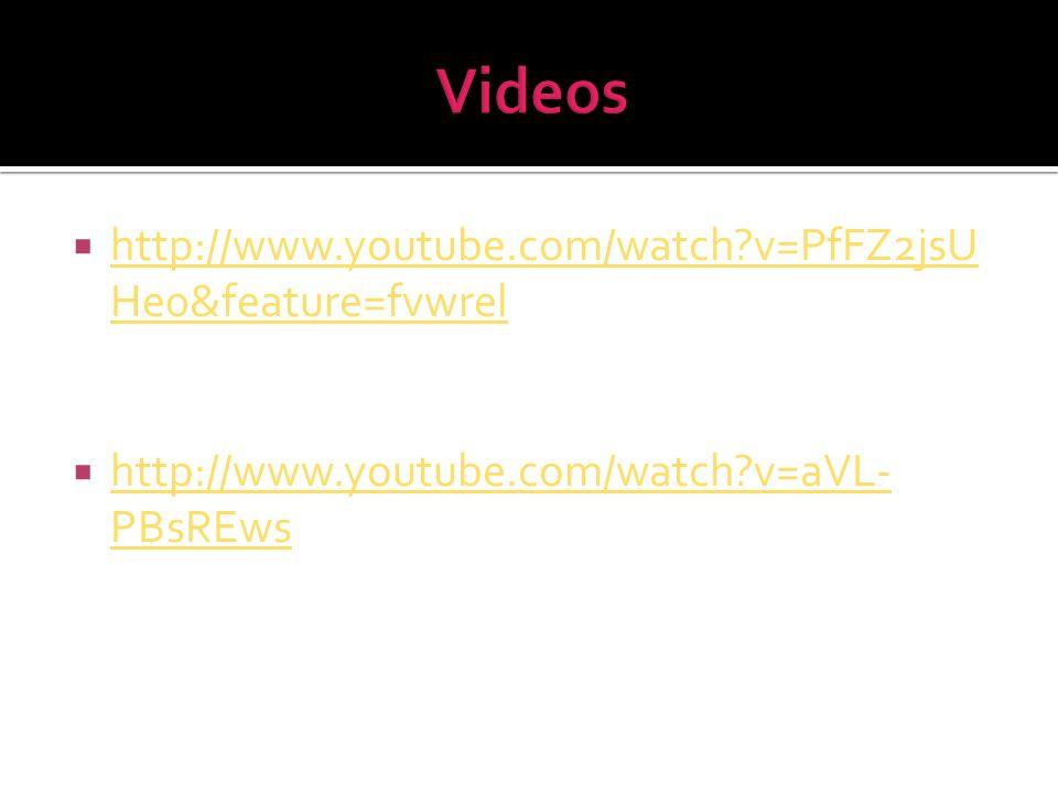 http://www.youtube.com/watch?v=PfFZ2jsU He0&feature=fvwrel http://www.youtube.com/watch?v=PfFZ2jsU He0&feature=fvwrel http://www.youtube.com/watch?v=a