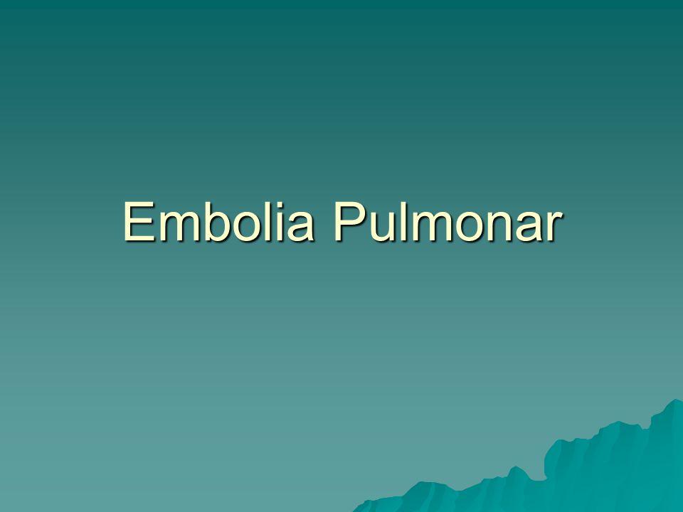 Angiografía pulmonar: técnica básica para el diagnóstico de EP Angiografía pulmonar: técnica básica para el diagnóstico de EP