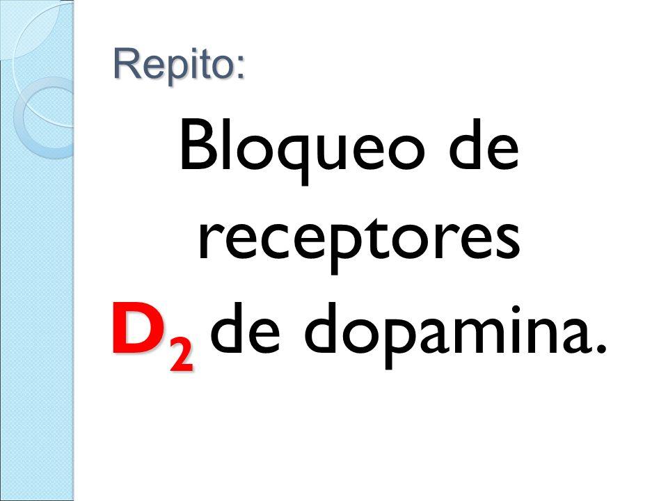 Vías dopaminérgicas 4- Tuberonifundibular: Relacionado con la hipófisis y la hiperprolactinemia.