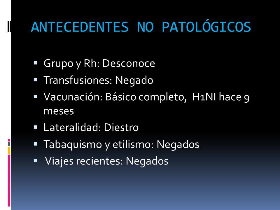 ANTECEDENTES PERSONALES PATOLÓGICOS ANT.
