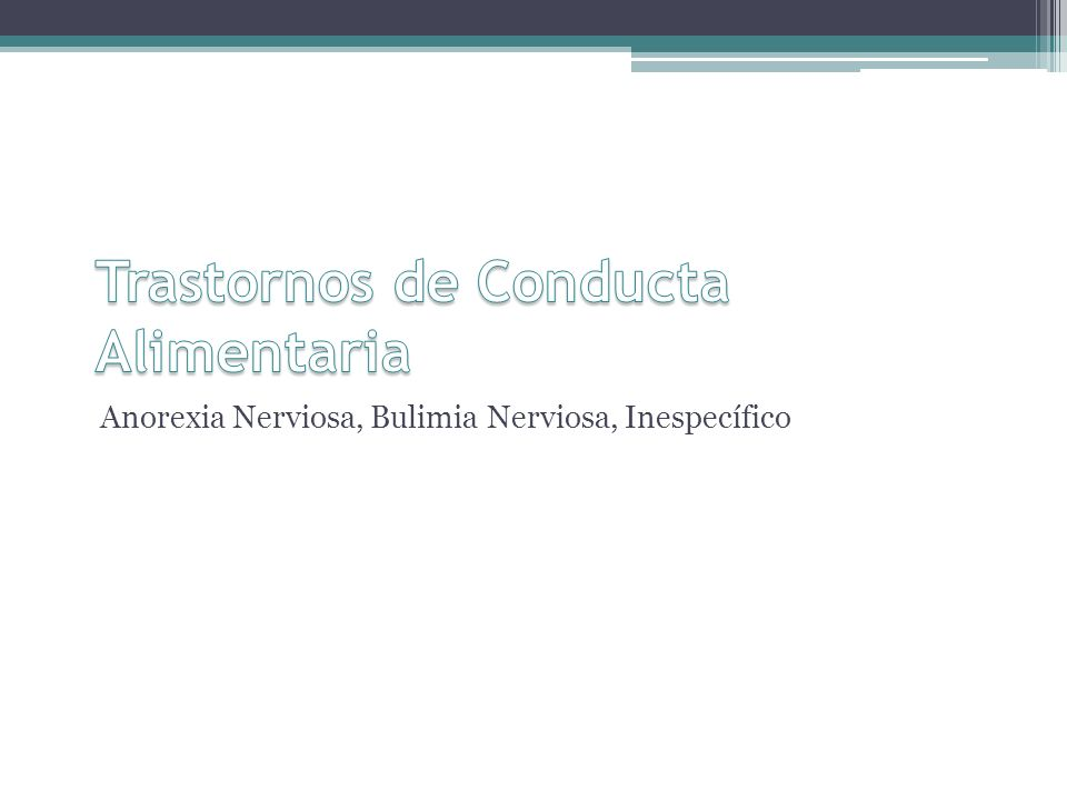 Criterios Diagnósticos (DSM IV TR)