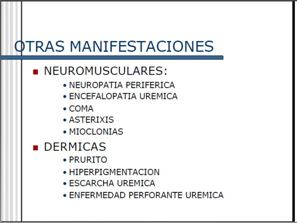 33 ALTERACIONES TEGUMENTARIAS: PIEL: Palidez característica de la anemia.