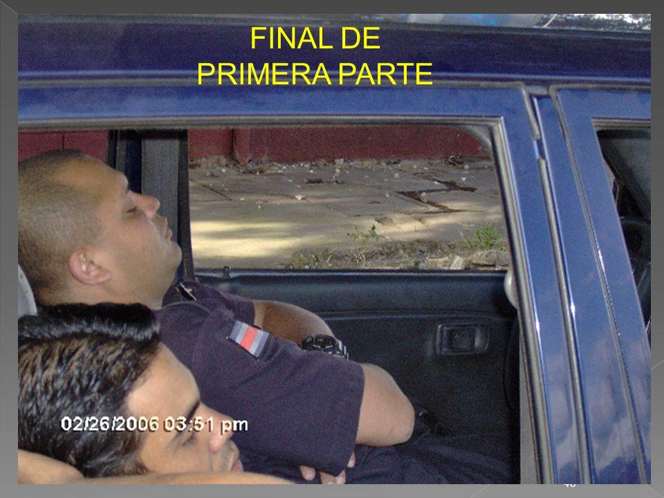 40 FINAL DE PRIMERA PARTE