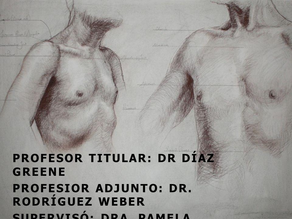 PROFESOR TITULAR: DR DÍAZ GREENE PROFESIOR ADJUNTO: DR. RODRÍGUEZ WEBER SUPERVISÓ: DRA. PAMELA SALCIDO R2MI REALIZÓ: DRA. GRETA REYES R1MI