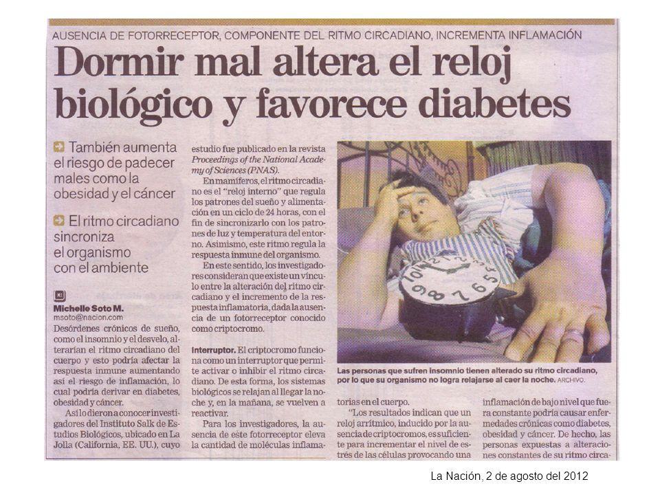 La Nación, 2 de agosto del 2012