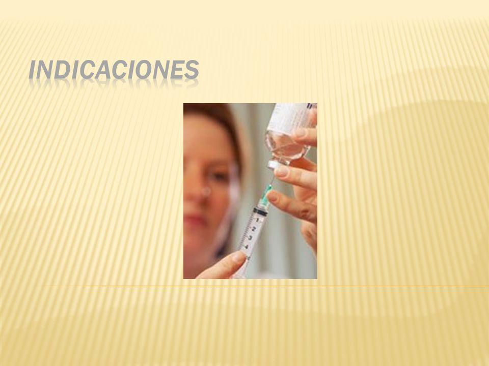 Vacunación con PCV7 (vacuna heptavalente de polisacáridos conjugados) a todos los niños en este grupo de edad con: Alto riesgo Sistema inmune normal pero que tienen enfermedad crónica