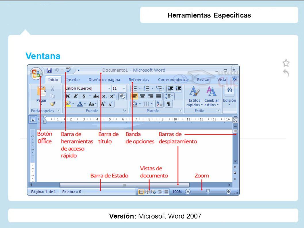 Índice automático (Tabla de Contenido) Versión: Microsoft Word 2007 Personalización y Utilidades