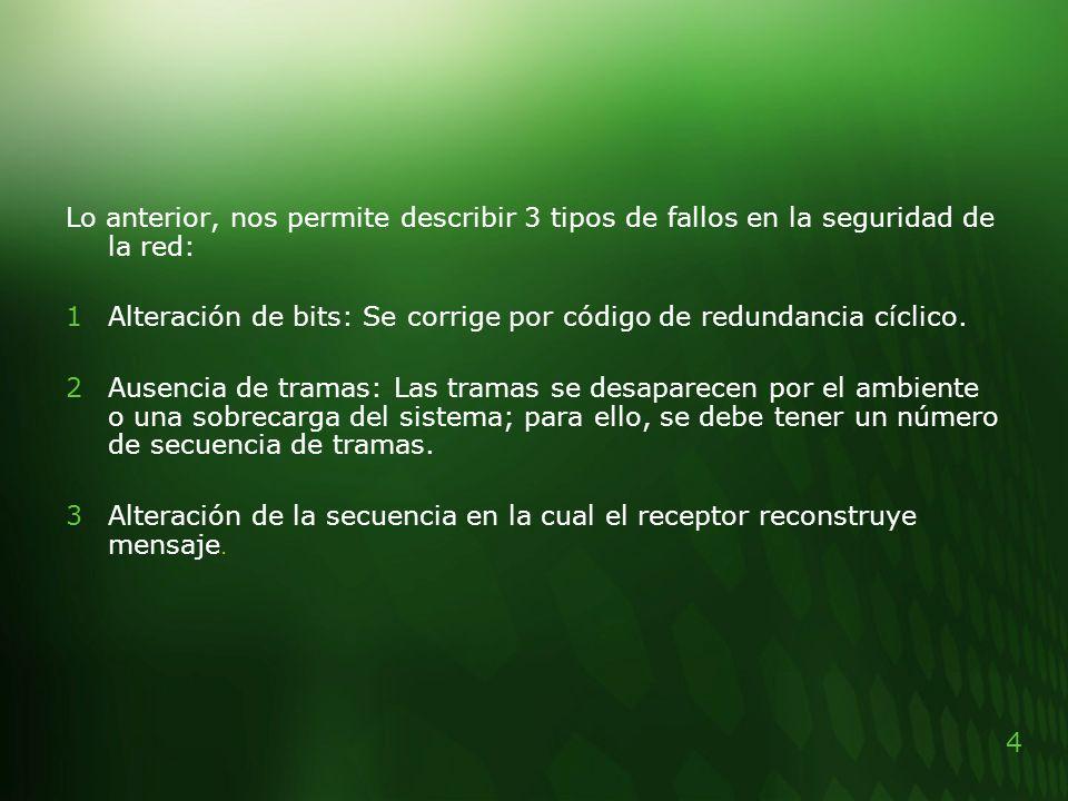 15 4.AUDITORIA DE LA RED LOGICA Se deben dar contraseñas de acceso.