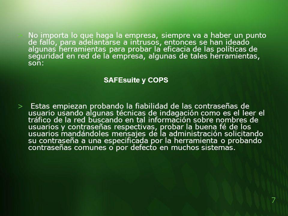 28 >Donde: >Riesgo (roles, fraudes, accidentes, terremotos, incendios, etc) >Medidas pre..