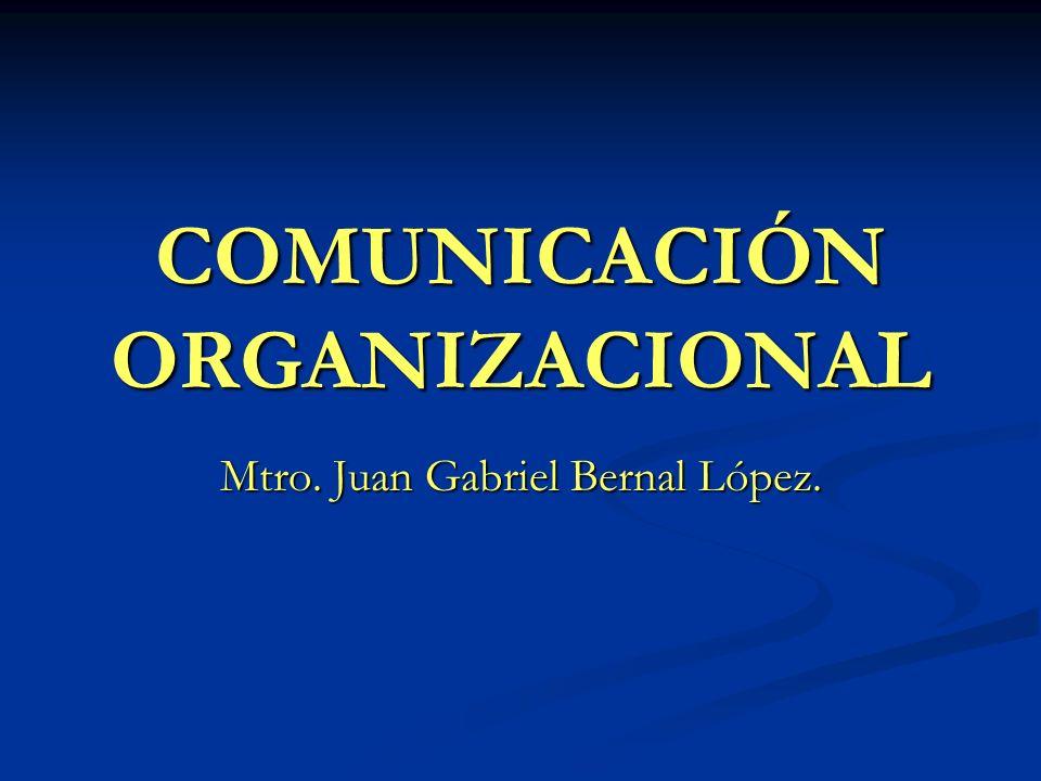 La buena comunicación es esencial para la eficacia de cualquier grupo u organización.