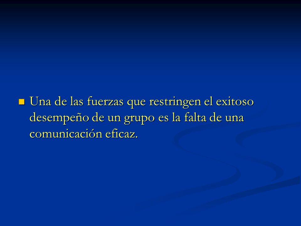 La comunicación no es nadamás un significado compartido sino que debe incluir la transferencia y el entendimiento del significado.