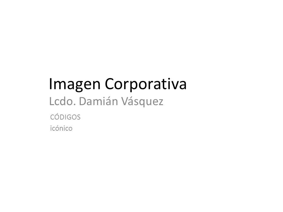 Imagen Corporativa Lcdo. Damián Vásquez CÓDIGOS icónico