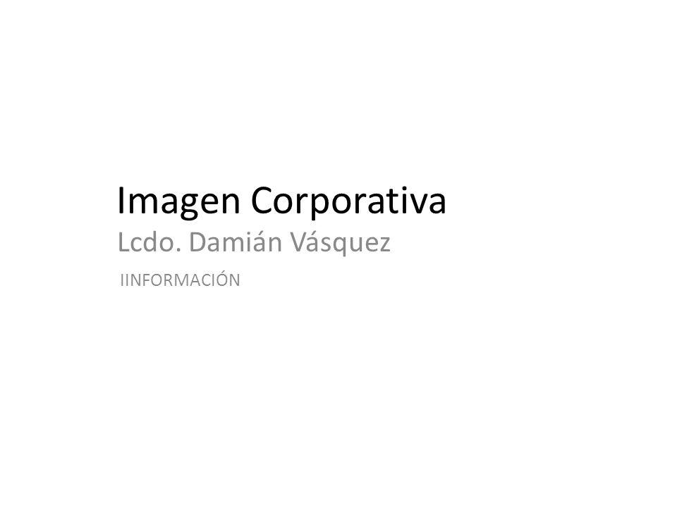 Imagen Corporativa Lcdo. Damián Vásquez IINFORMACIÓN