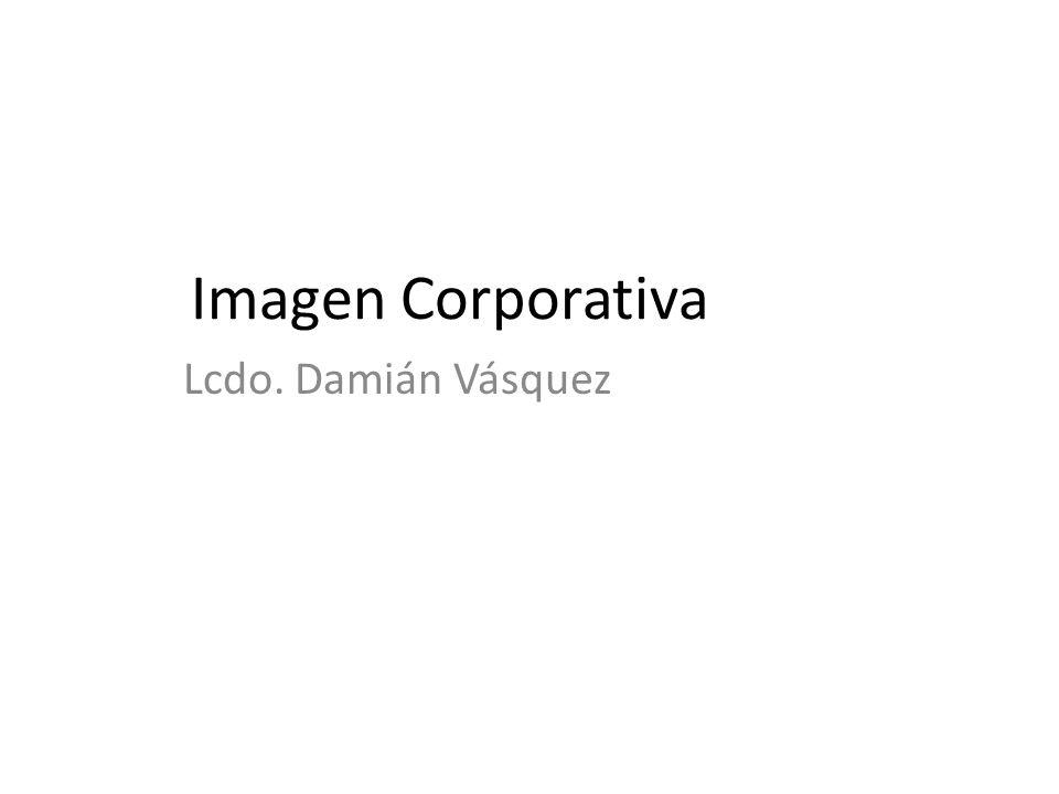 Imagen Corporativa Lcdo. Damián Vásquez