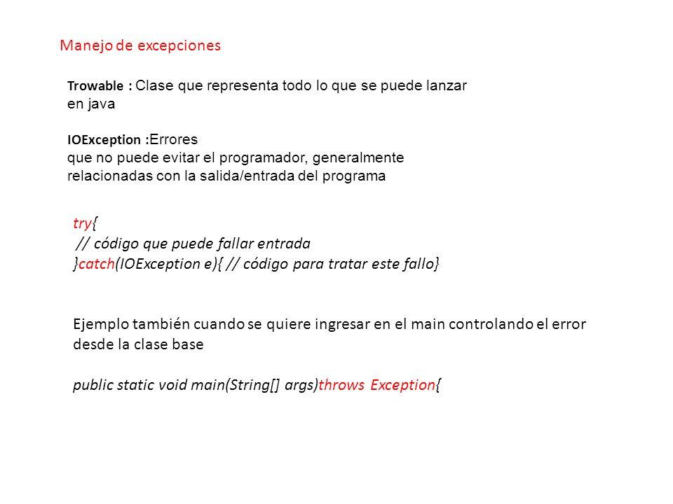 Herencia public class hombre extends humano{ public void hombre (){} public void hablar(){ // Método propio gritar(); // procedente de la clase base }