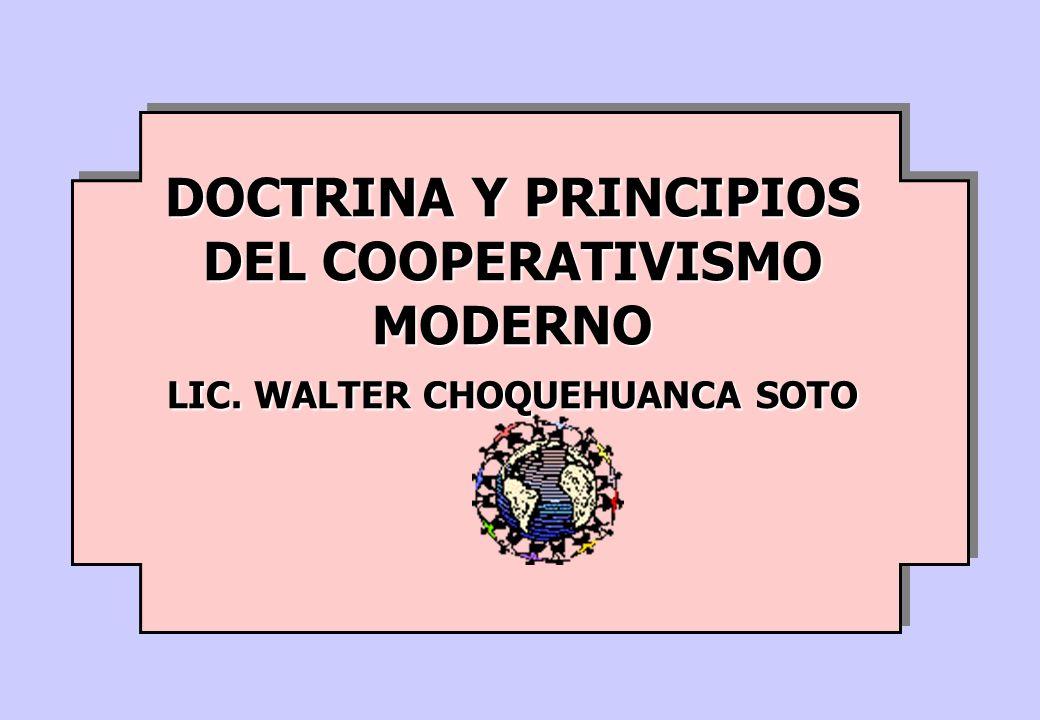 La historia consigna también a otros gestores y fundadores, de lo que conocemos ahora como el movimiento cooperativo.