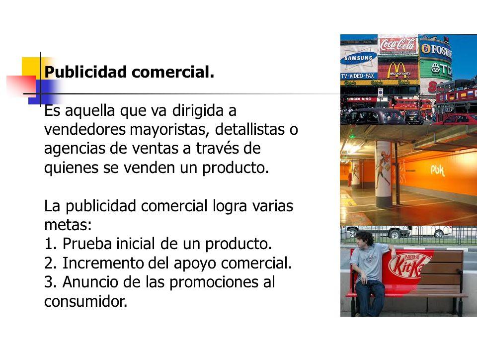 Publicidad Industrial.