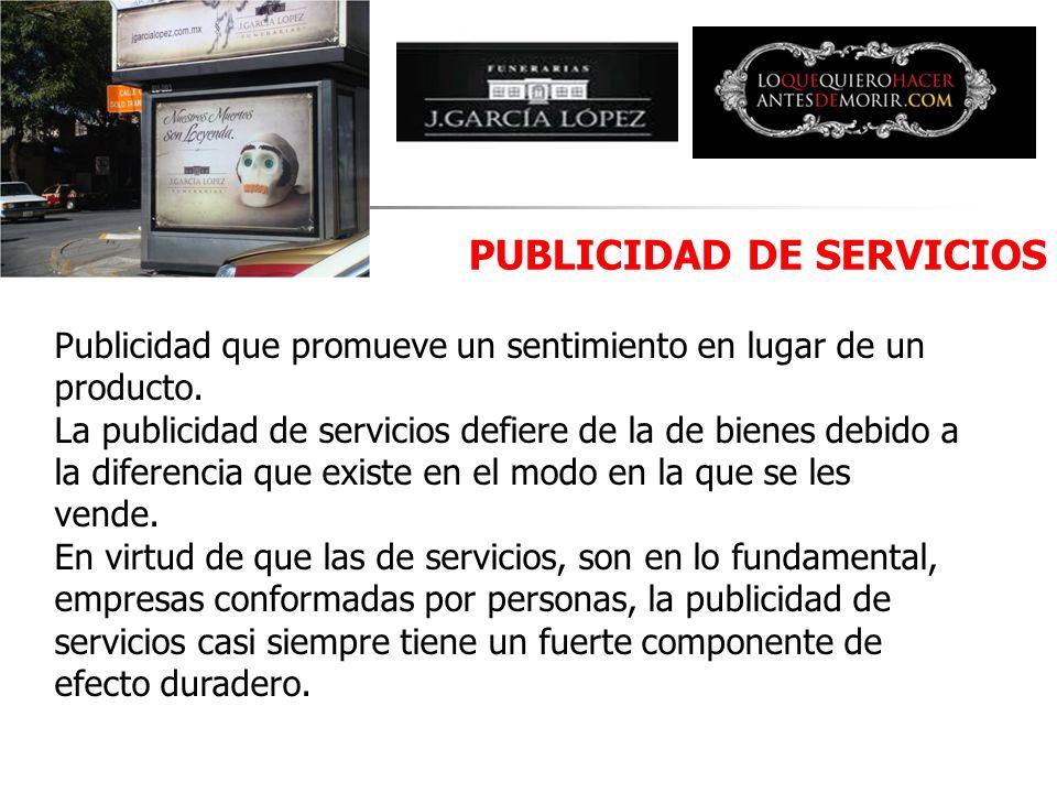 Presentación de elementos tangibles: es preciso que el servicio esté personalizado de alguna manera.