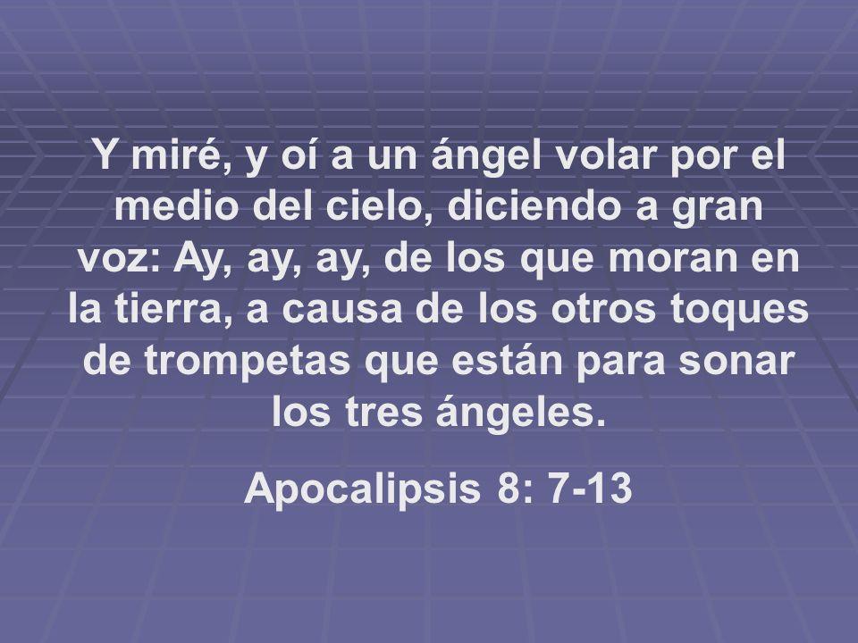 El quinto ángel toco la trompeta, y vi una estrella que cayó del cielo a la tierra; y se le dio la llave del pozo del abismo.