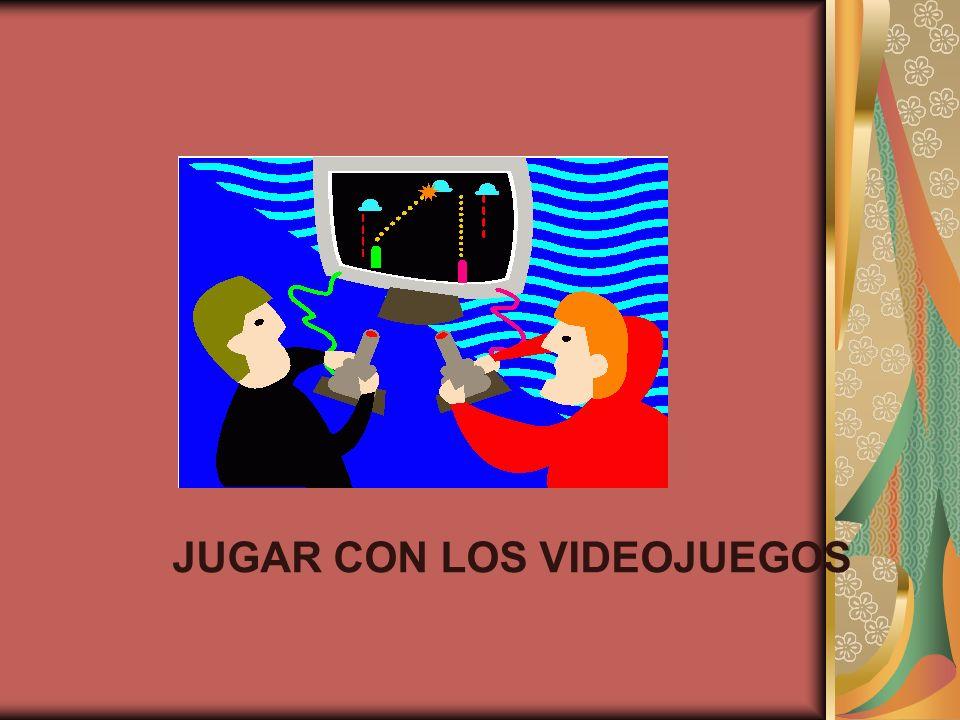 JUGAR CON LOS VIDEOJUEGOS