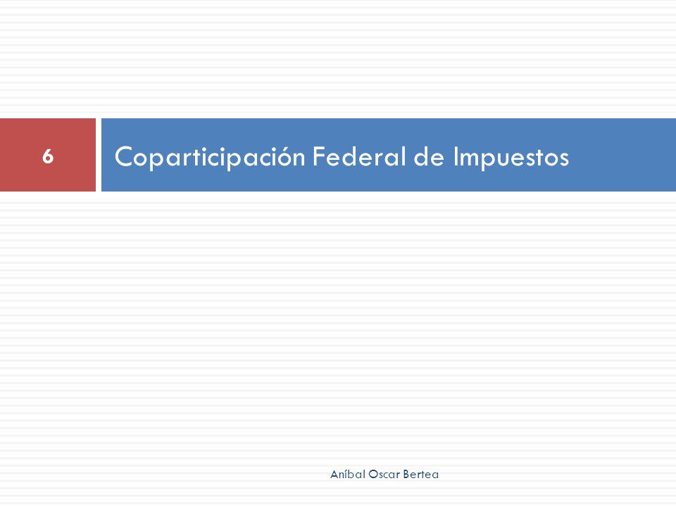 Artículo 75, inciso 2º - 2º párrafo Una ley convenio, sobre la base de acuerdos entre la Nación y las provincias, instituirá regímenes de coparticipación de estas contribuciones, garantizando la automaticidad en la remisión de los fondos.