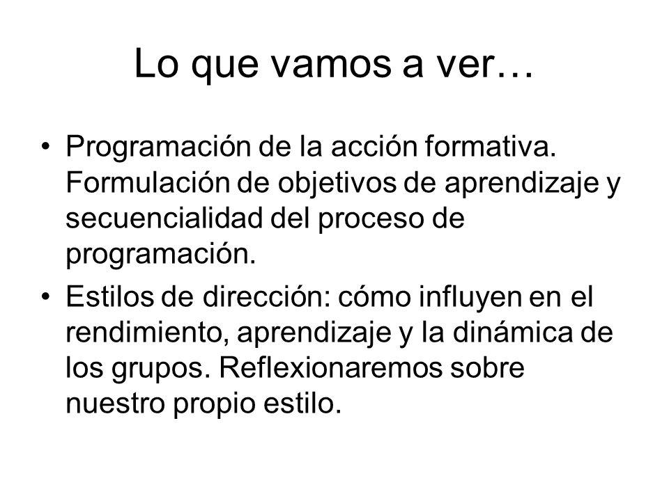 Tema 2: ESTILOS DE DIRECCIÓN -Autoritario -Democrático -Laissez-faire -Estricto control: marca los objetivos, planifica las tareas, elige los materiales… -Da un mínimo de información sobre el proceso total del trabajo.