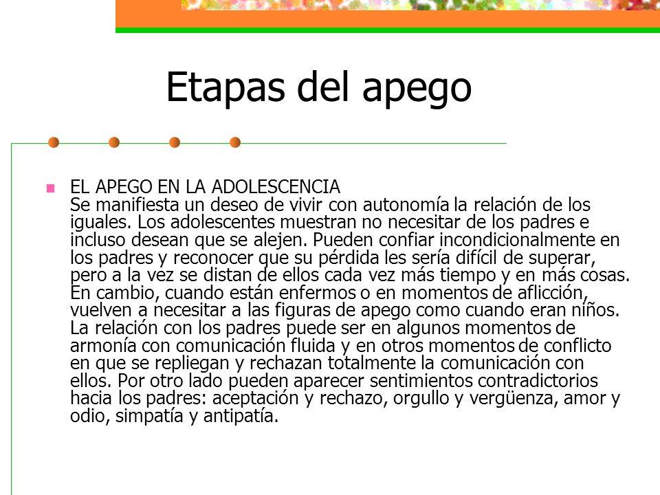 EL VÍNCULO Y PSICOPATOLOGÍA EN LA INFANCIA: EVALUACIÓN Y TRATAMIENTO Díaz Atienza, J, y Blánquez Rodríguez, MP Unidad de Salud Mental de Almería La presentación de conductas impredecibles.