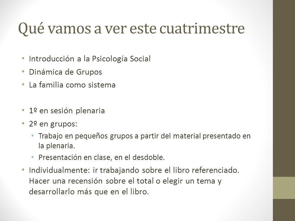 Conocimiento social y atribuciones a la sociedad Representaciones sociales: Comprensiones consensuales compartidas por los miembros de un grupo.