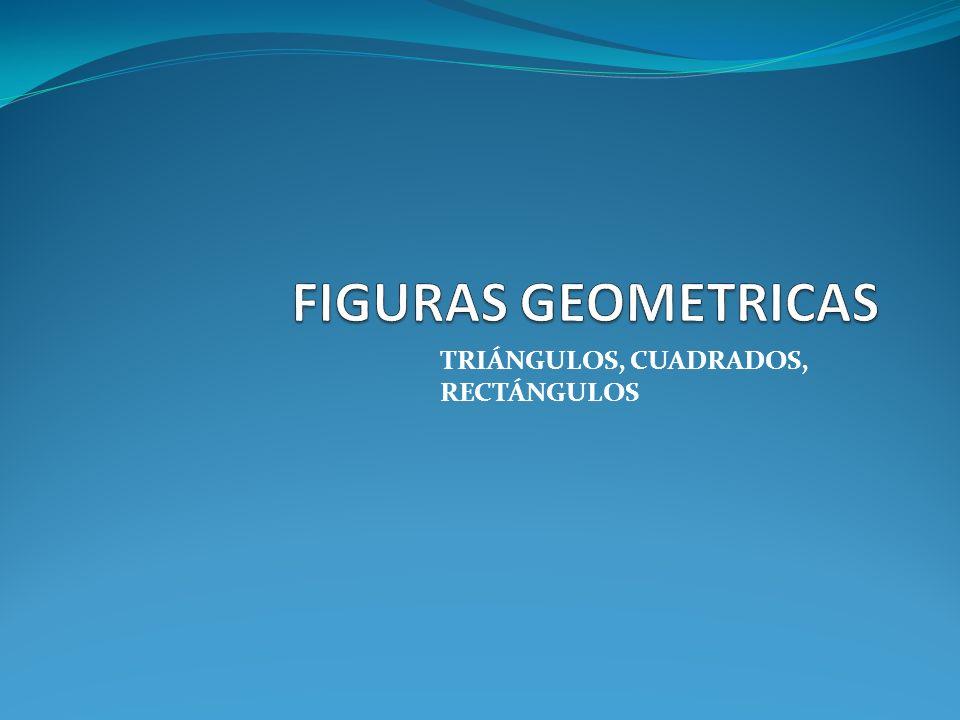 Triángulo El triángulo es un polígono de tres lados.