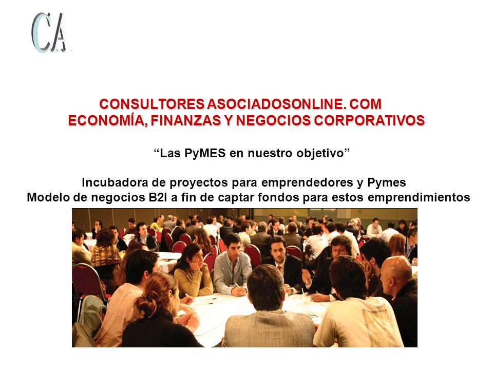 CONSULTORES ASOCIADOSONLINE.COM CONSULTORES ASOCIADOSONLINE.