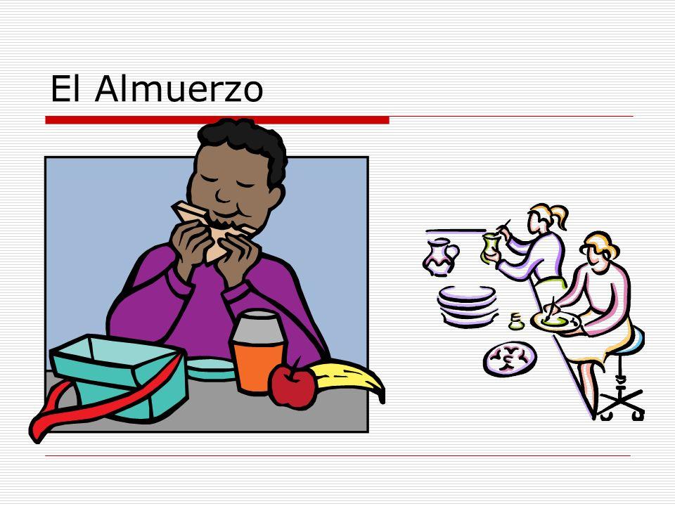 El horario-grammar ¿Cuál es tu clase favorita.Which class is your favorite.
