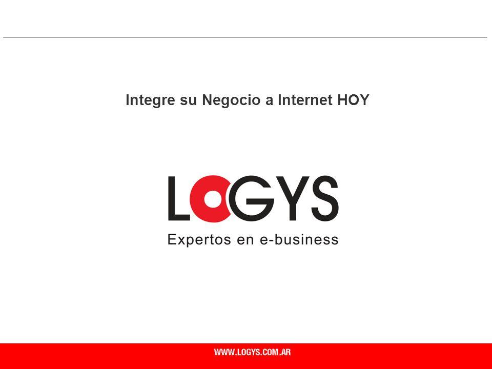 Página 1 Integre su Negocio a Internet HOY
