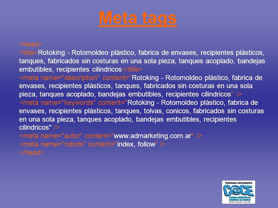 Meta tags Rotoking - Rotomoldeo plástico, fabrica de envases, recipientes plásticos, tanques, fabricados sin costuras en una sola pieza, tanques acoplado, bandejas embutibles, recipientes cilindricos