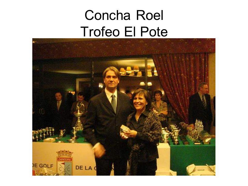 Concha Roel Trofeo El Pote