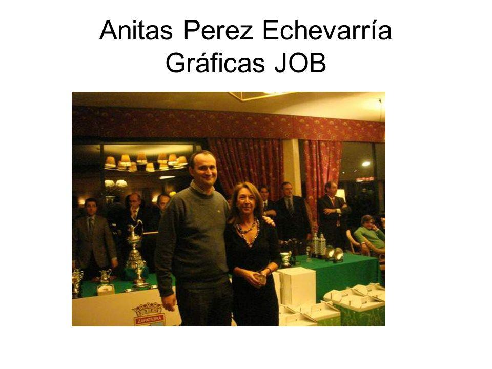 Anitas Perez Echevarría Gráficas JOB