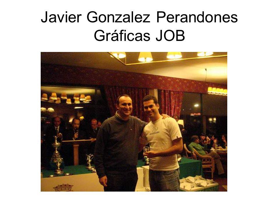 Javier Gonzalez Perandones Gráficas JOB