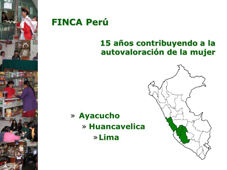 3 MISIÓN Contribuir a la autovaloración de las mujeres en desventaja económica y social en el Perú, facilitando el desarrollo integral de sus capacidades humanas.
