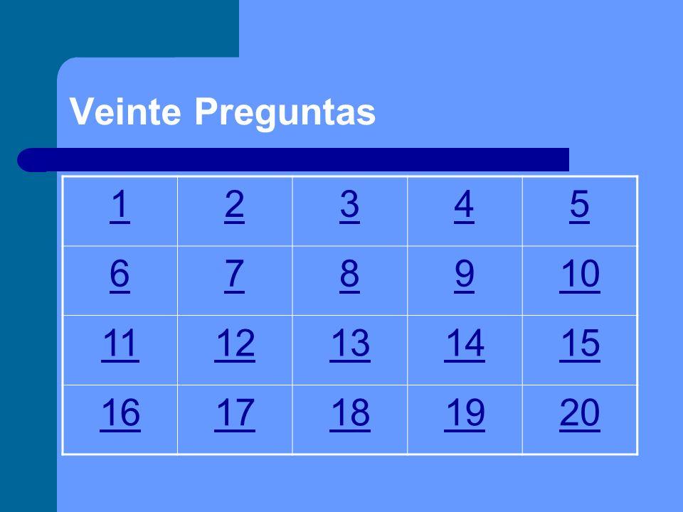 20.¿Cómo son los exámenes en la clase de español.