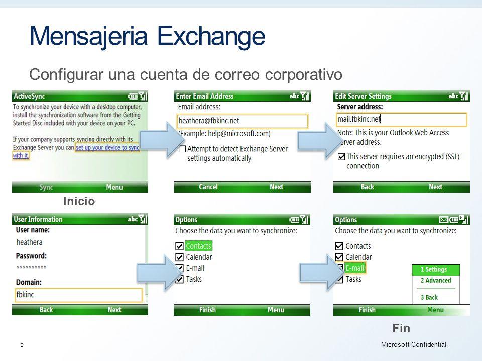 ¿Cómo borro una cuenta de Exchange Server de mi equipo.