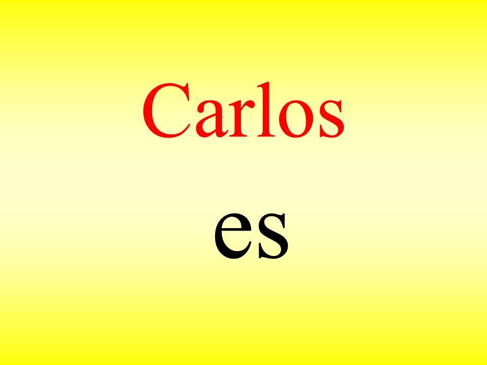 Carlos es