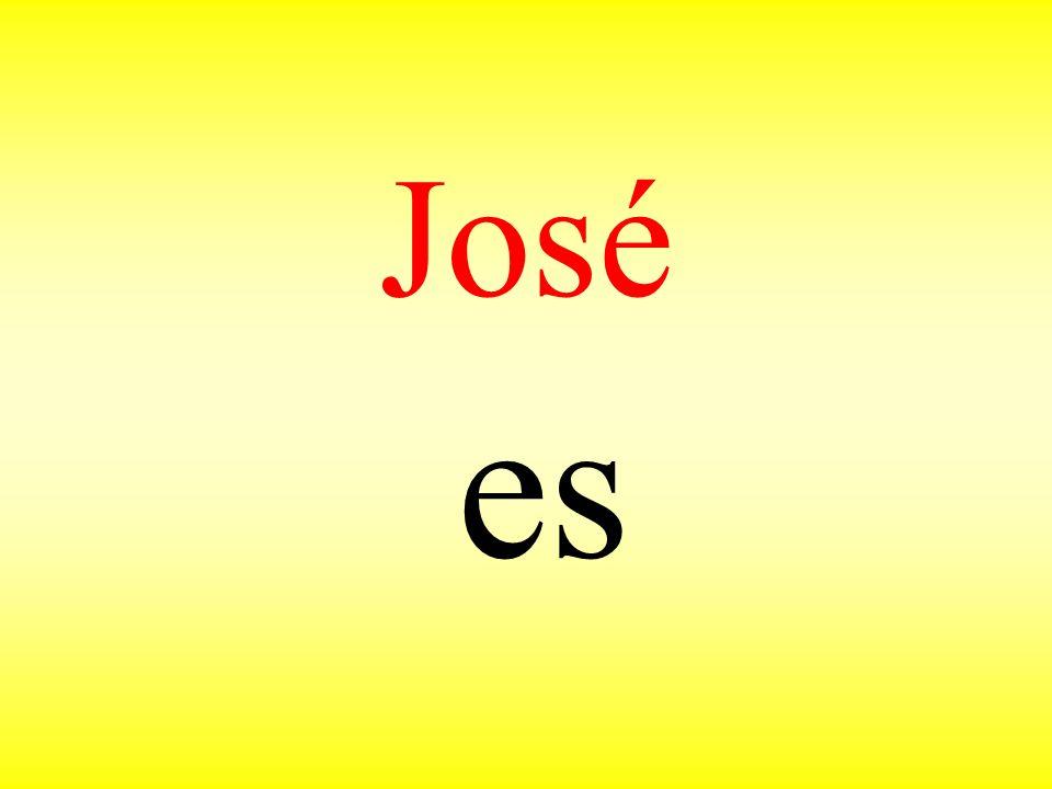 José es