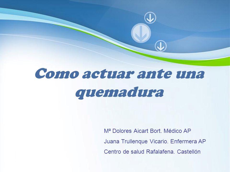 Page 12 QUEMADURAS TERCER GRADO