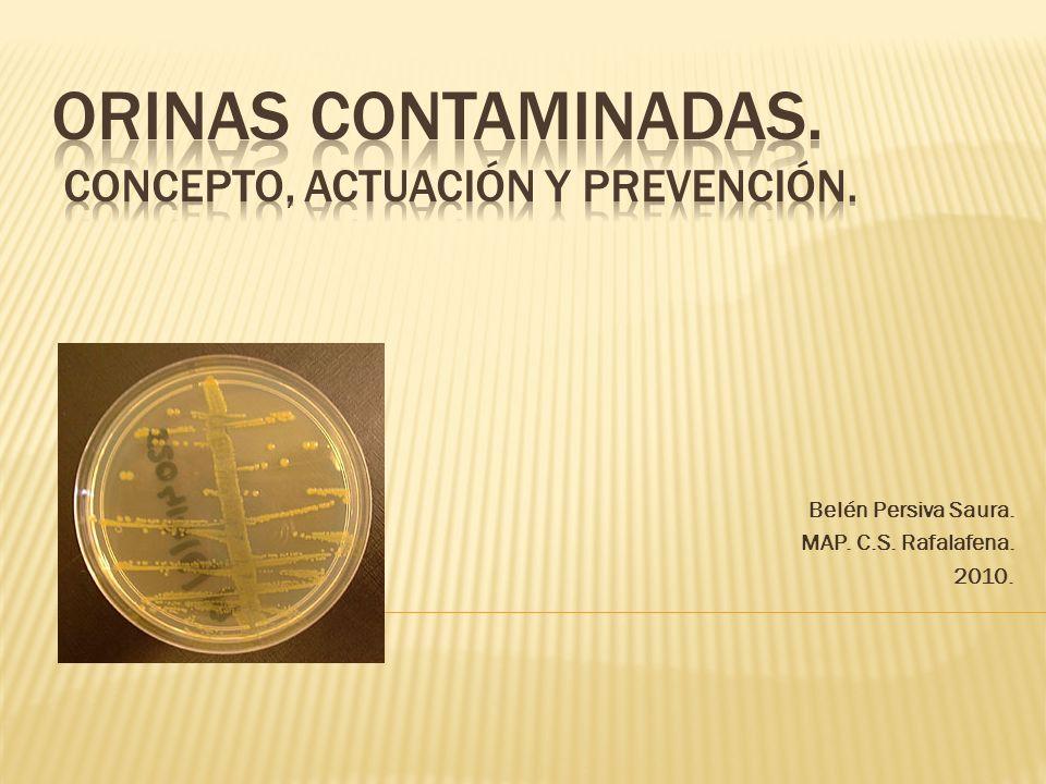 Las infecciones del tracto urinario ocupan el 2º lugar de las infecciones atendidas en Atención Primaria.