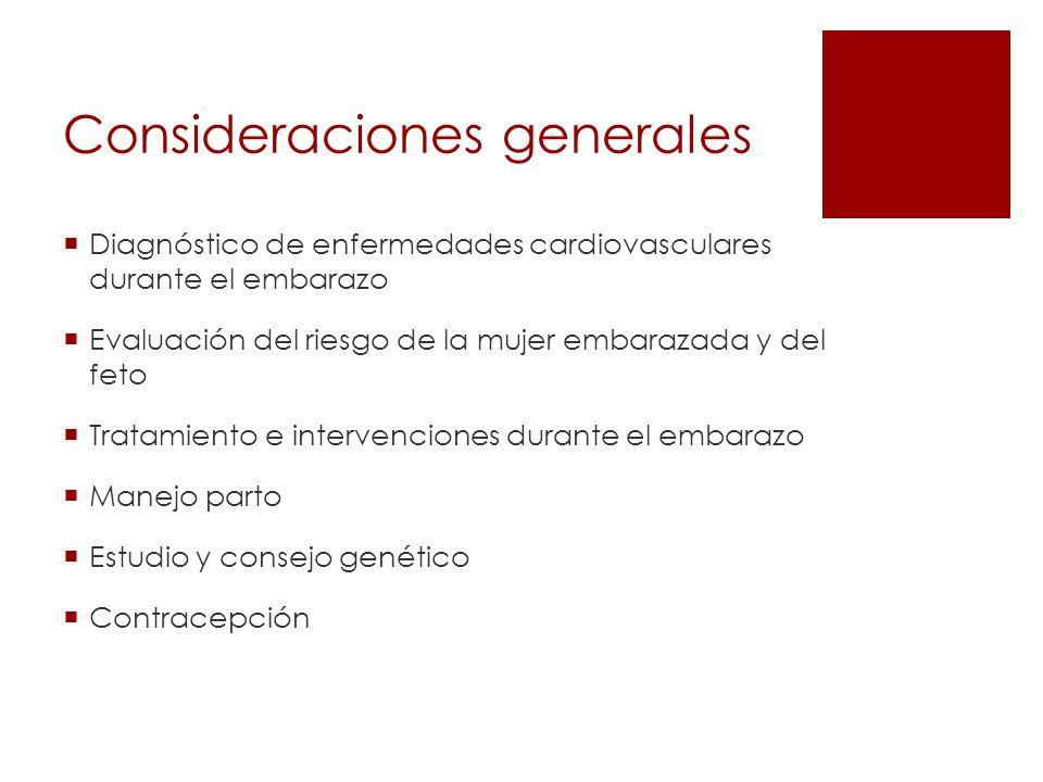 CARDIOPATÍAS CONGÉNITAS Individualizar cada caso.