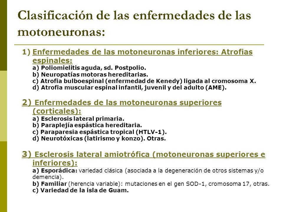 1.Epidemiología: · Prevalencia: 4.6/100.000 habitantes.